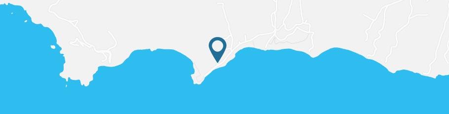 Akrotiri Map Santorini