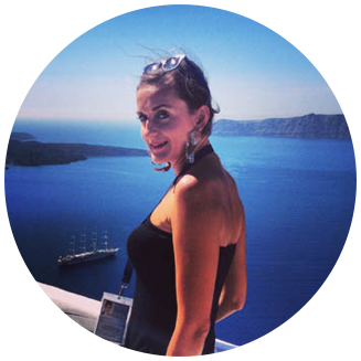 Eugenia Papadopoulou, Santorini Tour Guide