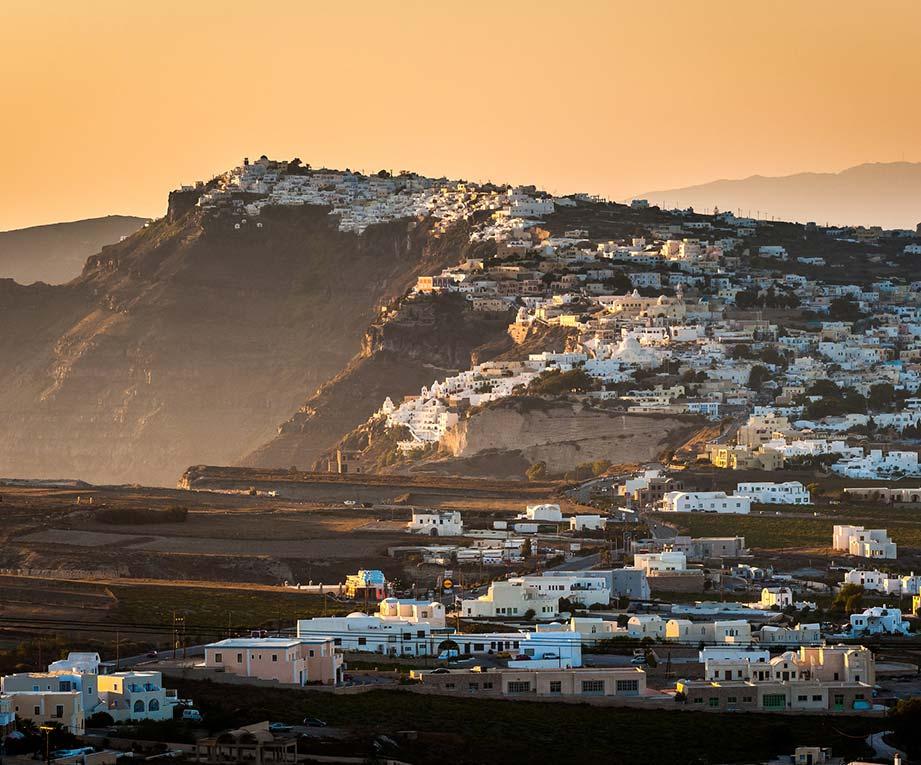 Hidden Santorini